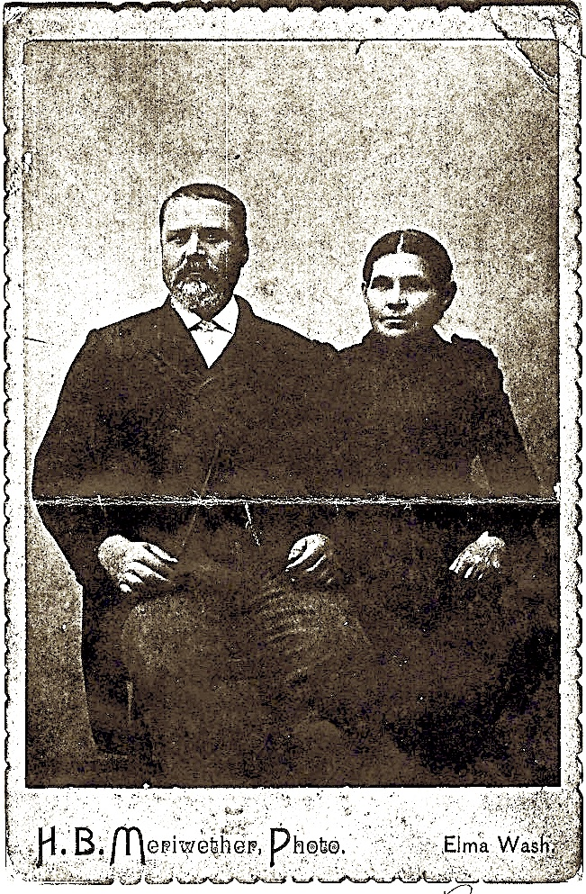 Robinson, George A. and Wife Malinda Fairchild