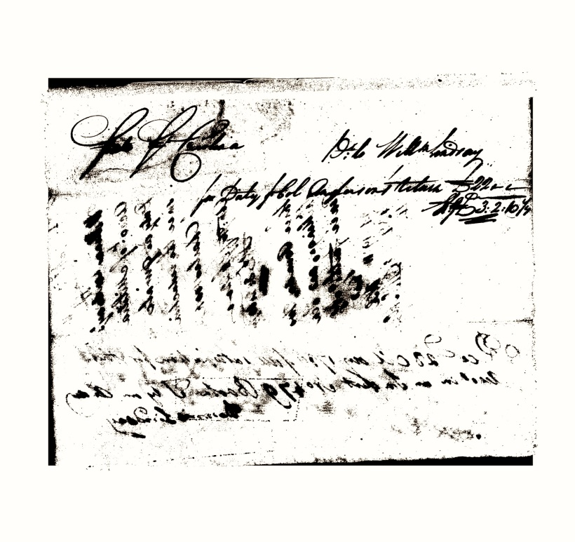 Lindsey, William, Account Audited (File No. 4600) Of Claims Growing Out Of The American Revolution 2