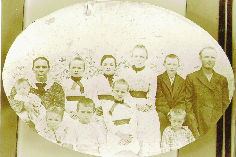Lindsey, William Monroe Jr. Family